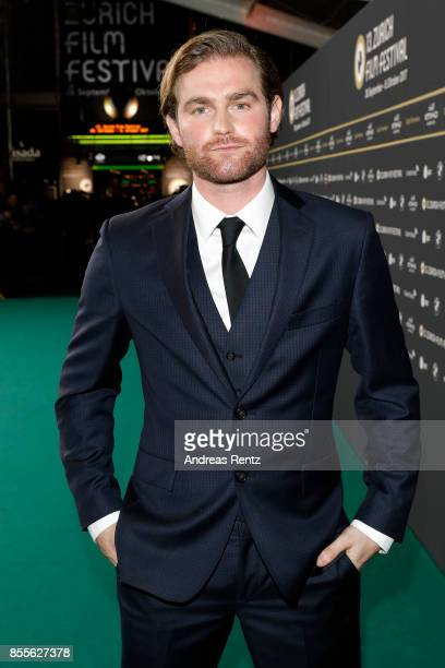 Mark Stanley attends the 'Euphoria' premiere during the 13th Zurich Film Festival on September 29 2017 in Zurich Switzerland The Zurich Film Festival...