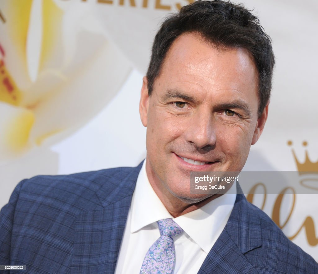 Mark Steines arrives at the 2017 Summer TCA Tour - Hallmark Channel And Hallmark Movies And Mysteries at a private residence on July 27, 2017 in Beverly Hills, California.