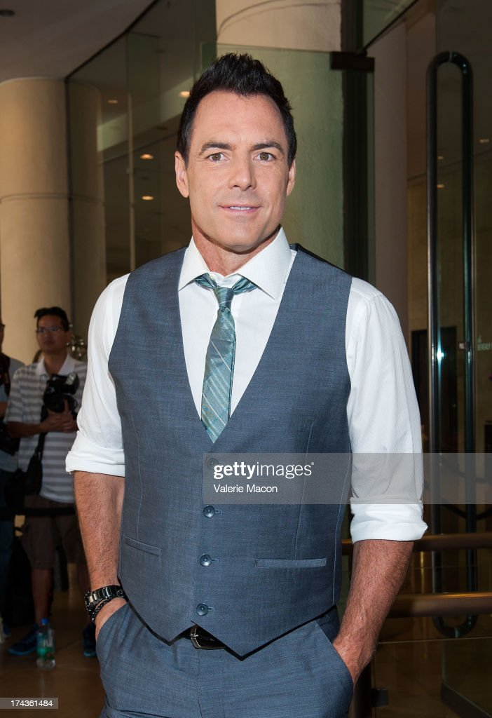 <a gi-track='captionPersonalityLinkClicked' href=/galleries/search?phrase=Mark+Steines&family=editorial&specificpeople=798659 ng-click='$event.stopPropagation()'>Mark Steines</a> attends Hallmark Channel and Hallmark Movie Channel's '2013 Summer TCA' Press Gala at The Beverly Hilton Hotel on July 24, 2013 in Beverly Hills, California.