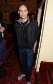 Mark Strong attends a preview screening of 'Winter' at The Electric Cinema on March 11 2014 in London England