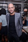 Mark Strong attends the 53rd New York Film Festival Filmmakers In Residence Dinner at Cafe Clover on October 8 2015 in New York City