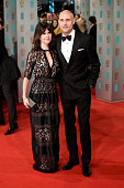 Mark Strong attends the EE British Academy Film Awards at The Royal Opera House on February 8 2015 in London England