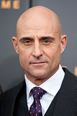 Mark Strong attends 'The Imitation Game' New York Premiere at the Ziegfeld Theater on November 17 2014 in New York City