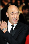 Mark Strong attends the opening night gala screening of 'The Imitation Game' during the 58th BFI London Film Festival at Odeon Leicester Square on...