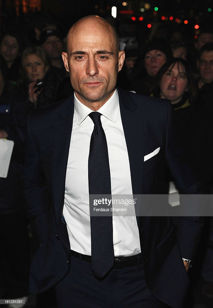 <a gi-track='captionPersonalityLinkClicked' href=/galleries/search?phrase=Mark+Strong&family=editorial&specificpeople=750895 ng-click='$event.stopPropagation()'>Mark Strong</a> attends the pre-BAFTA dinner hosted by Charles Finch and Chanel at Annabels on February 9, 2013 in London, England.
