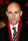 Mark Strong attends the World Premiere of Sherlock Holmes at Empire Leicester Square on December 14 2009 in London England