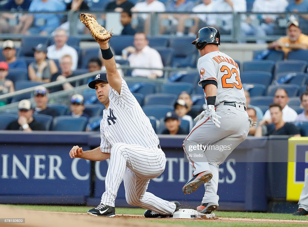 Baltimore Orioles v New York Yankees s and