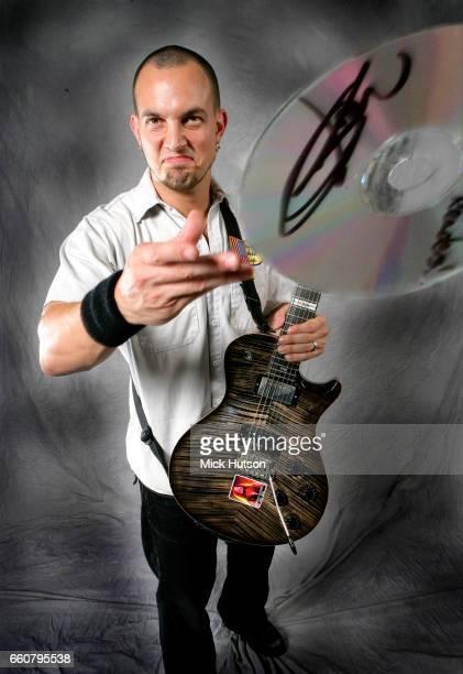 Mark Tremonti of Alter Bridge Download Festival Donington United Kingdom 11th September 2005