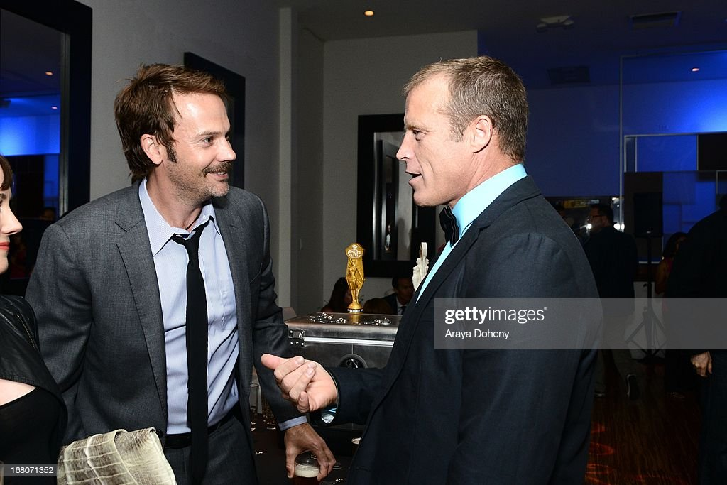 Mark Valley attends the 'Dancing For NED' benefit for the Cedars Sinai Women's Cancer Program on May 4, 2013 in Los Angeles, California.