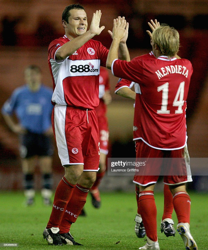 UEFA Cup Middlesbrough v Dnipro Dniproetrovsk s and