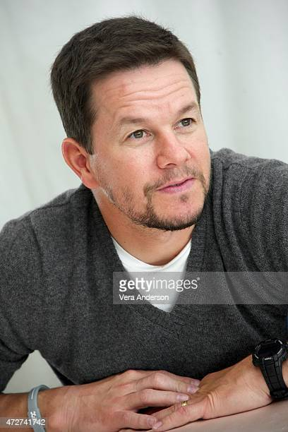 Mark Wahlberg at the 'Ted 2' Press Conference at the Montage Beverly Hills on May 8 2015 in Beverly Hills California
