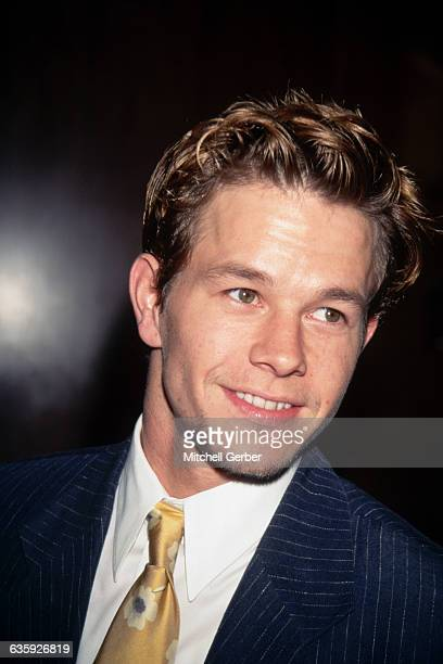 Mark Wahlberg attends the premiere of the motion picture Boogie Nights at the New York Film Festival
