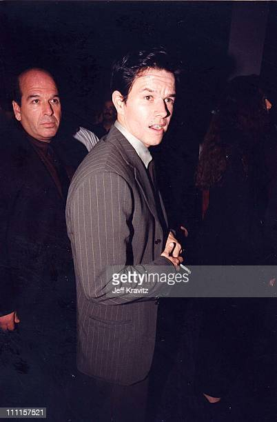 Mark Wahlberg during 'Boogie Nights' Premiere in Los Angeles California United States
