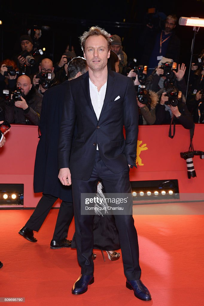 Mark Waschke attends the 'Hail, Caesar!' premiere during the 66th Berlinale International Film Festival Berlin at Berlinale Palace on February 11, 2016 in Berlin, Germany.