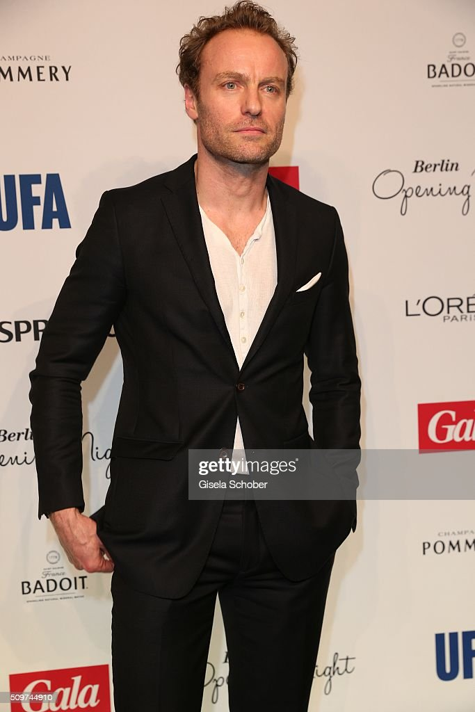 Mark Waschke during the 'Berlin Opening Night of GALA & UFA Fiction' at Das Stue Hotel on February 11, 2016 in Berlin, Germany.