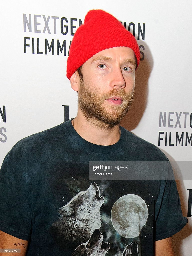 Mark Webber attends 'Happy Christmas' Premiere Party - 2014 Park City on January 19, 2014 in Park City, Utah.