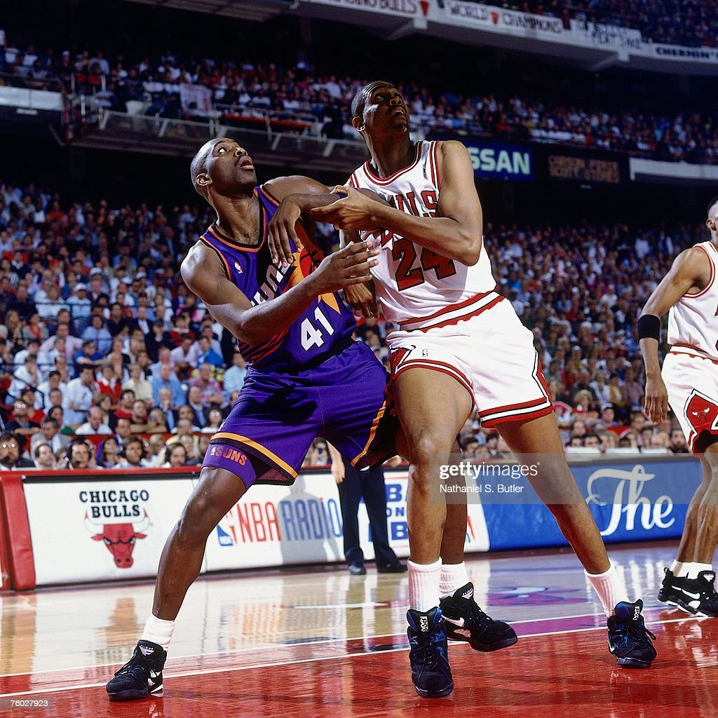 1993 NBA Finals Game 5 Phoenix Suns vs Chicago Bulls