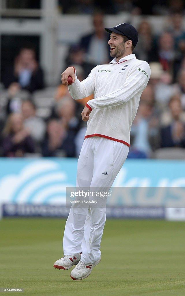 England v New Zealand: 1st Investec Test - Day Three