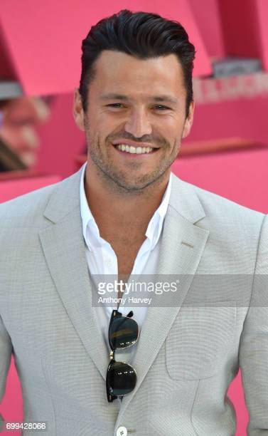 Mark Wright attends the European premiere of 'Baby Driver' on June 21 2017 in London United Kingdom