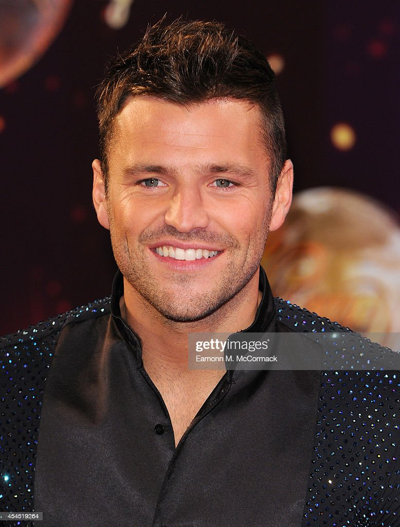 Mark Wright attends the red carpet launch for 'Strictly Come Dancing' 2014 at Elstree Studios on September 2, 2014 in Borehamwood, England.