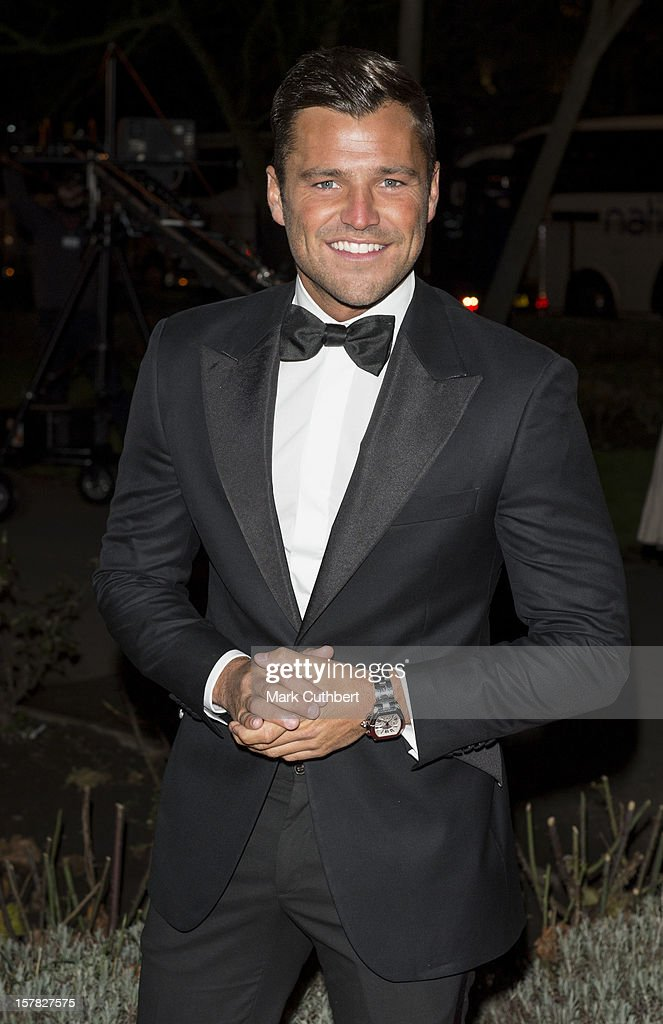 Mark Wright attends the Sun Military Awards at Imperial War Museum on December 6, 2012 in London, England.