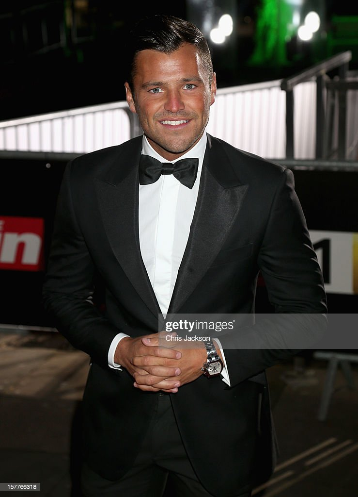 Mark Wright attends the Sun Military Awards at the Imperial War Museum on December 6, 2012 in London, England.