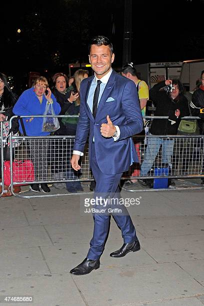 Mark Wright is seen at the Cosmopolitan Ultimate Woman of the Year awards at Victoria Albert Museum on October 30 2012 in London United Kingdom