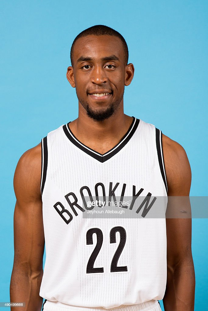 <a gi-track='captionPersonalityLinkClicked' href=/galleries/search?phrase=Markel+Brown&family=editorial&specificpeople=7542399 ng-click='$event.stopPropagation()'>Markel Brown</a> #22 of the Brooklyn Nets poses for a photo during media day on September 28, 2015 in East Rutherford, NJ.