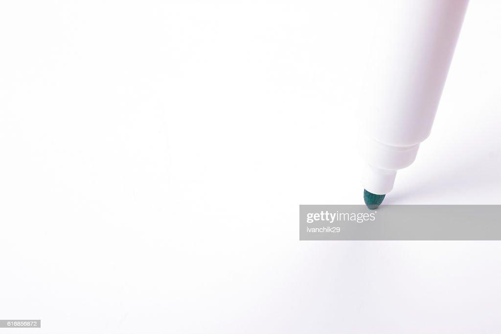 marker on white background : Stock Photo