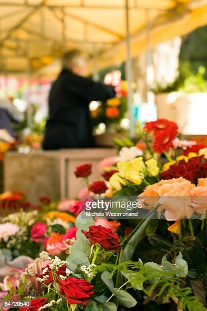 Market in Trogir, Croatia