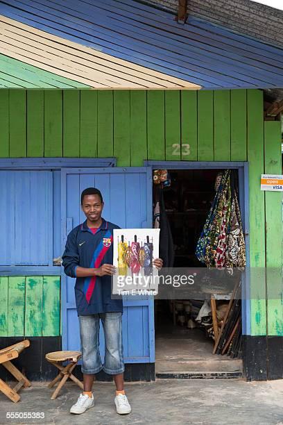 Market, Kigali, Rwanda