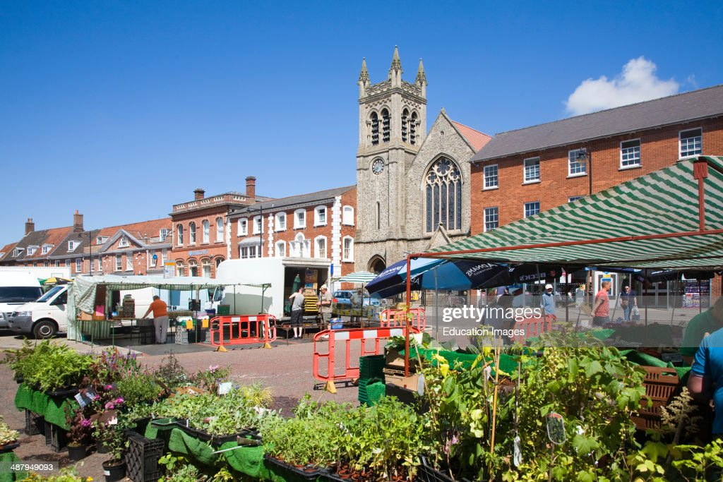 Dereham norfolk united kingdom
