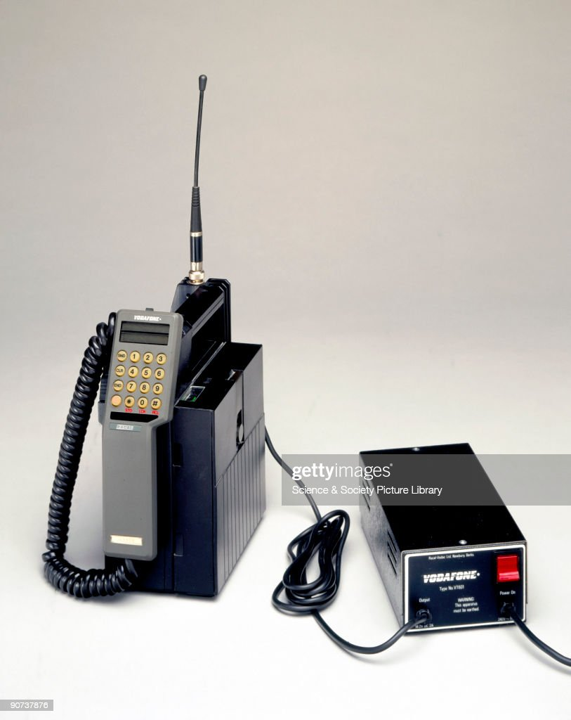 Marketed by RacalVodac Limited of Newbury Berkshire this model was sold as a dual role telephone that could be used either as a mobile unit installed...