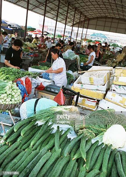 Markets in Beijing