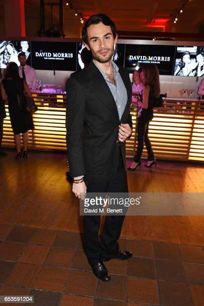 MarkFrancis Vandelli attends the Artpoint Foundation gala screening of 'The Legend About Valentina' a specially commissioned short film on the life...