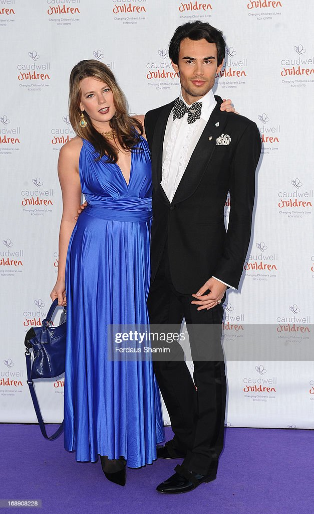 Mark-Francis Vandelli attends The Butterfly Ball: A Sensory Experience in aid of the Caudwell Children's charity at Battersea Evolution on May 16, 2013 in London, England.