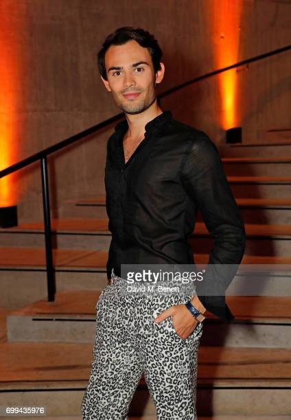 MarkFrancis Vandelli attends the Tate's Young Patrons Party at The Tanks at Tate Modern on June 21 2017 in London England