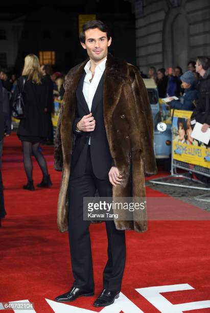 MarkFrancis Vandelli attends the World Premiere of 'The Time Of Their Lives' at the Curzon Mayfair on March 8 2017 in London United Kingdom