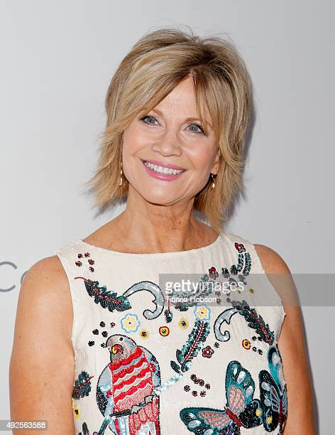 Markie Post attends the CedarsSinai Board of Governors Gala at The Beverly Hilton Hotel on October 13 2015 in Beverly Hills California