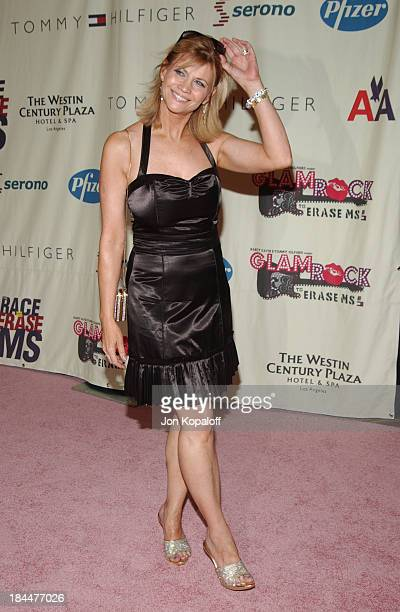 Markie Post during 11th Annual Race To Erase MS Gala Arrivals at The Westin Century Plaza Hotel in Los Angeles CA United States