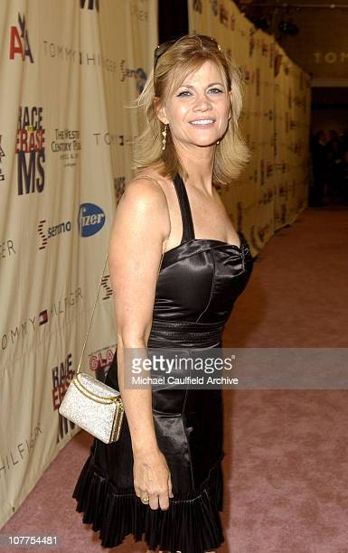 Markie Post during 11th Annual Race to Erase MS Show and Inside at Century Plaza Hotel in Century City California United States