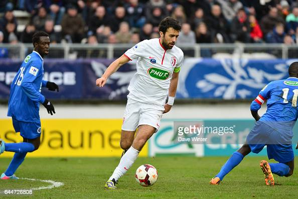 05 01 2014 stock photos and pictures getty images - Amiens ac lille coupe de france ...
