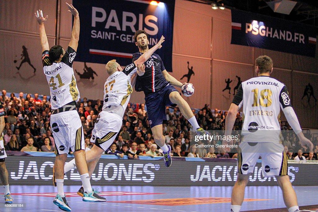 Paris Saint-Germain v THW-Kiel - Handball