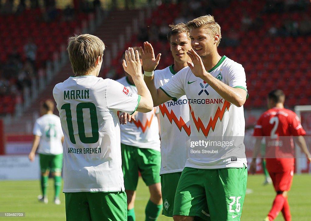 Union Berlin v Werder Bremen - Season Friendly