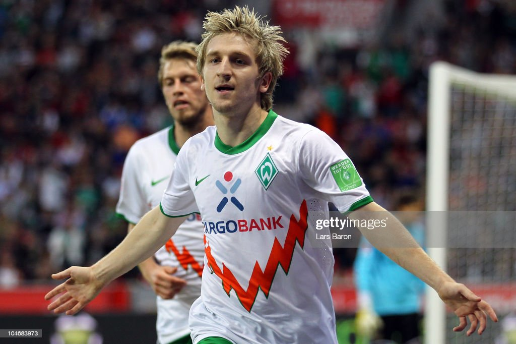 Bayer Leverkusen v SV Werder Bremen - Bundesliga