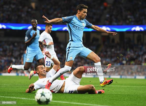 http://media.gettyimages.com/photos/marko-momcilovic-of-steaua-bucharest-tackles-jesus-navas-of-city-picture-id594889270?s=594x594