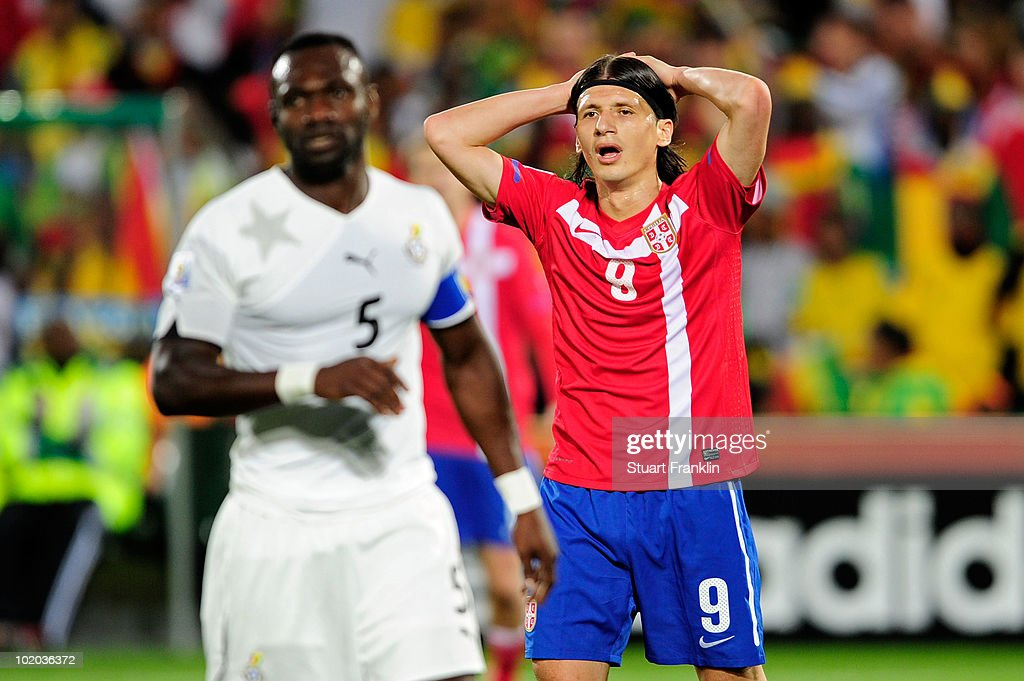 Serbia v Ghana: Group D - 2010 FIFA World Cup