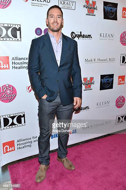 MarkPaul Gosselaar attends the 12th Annual Best In Drag Show at Orpheum Theatre on October 5 2014 in Los Angeles California