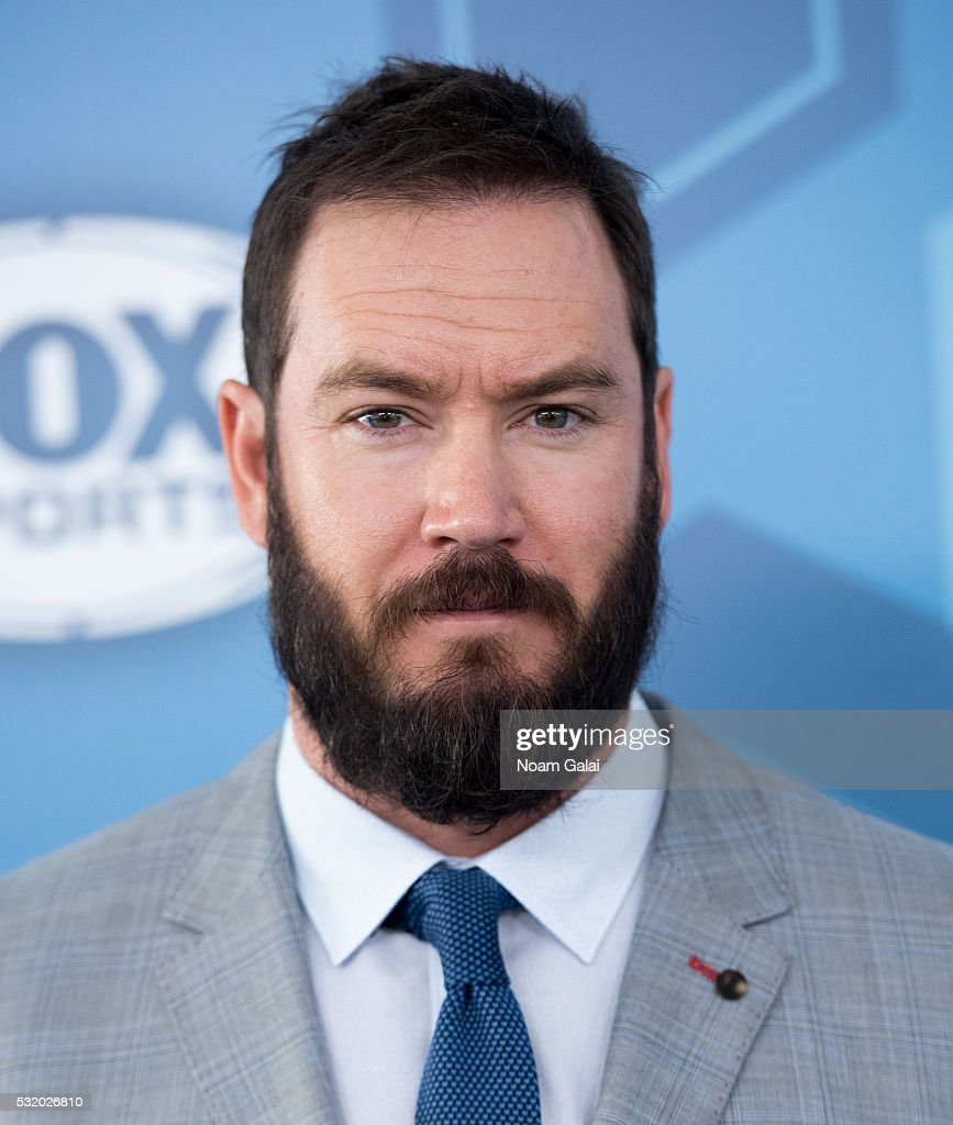 Mark-Paul Gosselaar attends the 2016 Fox Upfront at Wollman Rink, Central Park on May 16, 2016 in New York City.