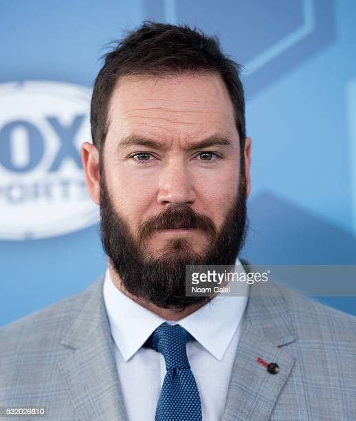 MarkPaul Gosselaar attends the 2016 Fox Upfront at Wollman Rink Central Park on May 16 2016 in New York City